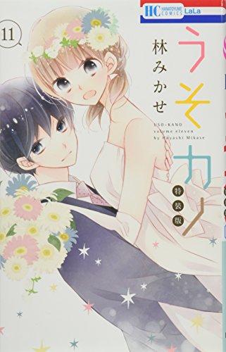うそカノ 11巻 描き下ろし後日談コミック付き特装版 (花とゆめコミックス)
