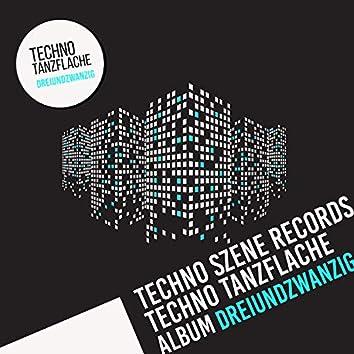 Techno-Tanzflache: Album Dreiundzwanzig