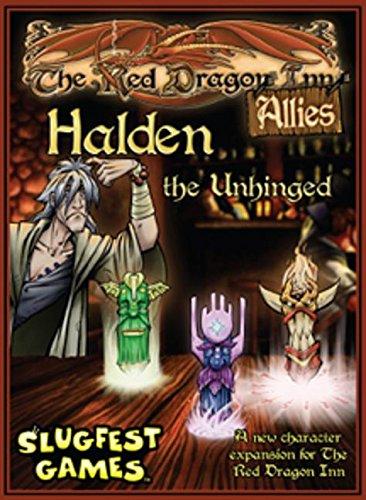 Red Dragon Inn: AlliesHalden The Unhinged Card Game