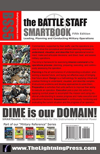 BSS5: The Battle Staff SMARTbook, 5th Ed. by Norman M. Wade (2015-05-04)