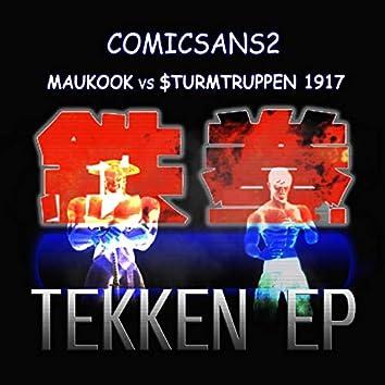 Tekken (Maukook vs. $turmtruppen 1917)