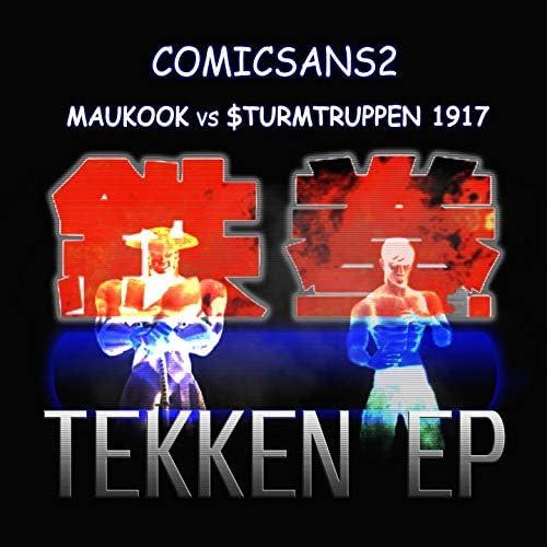 Maukook & $turmtruppen 1917