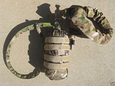 Ninja, G7, HPA, Paintball Air Fill Whip Remote Hose Extension Cover Sleeve