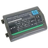ロワジャパン NIKON EN-EL18 EN-EL18a 互換 バッテリー [増量/残量表示/純正充電器対応]