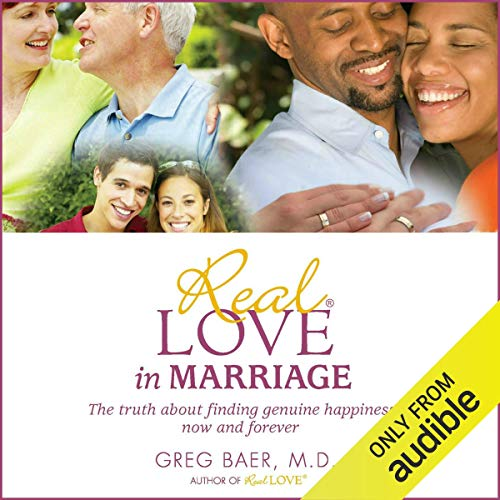 Real Love in Marriage audiobook cover art