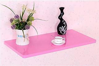 ZDDY Table Pliante fixée au Mur, Table de Salle à Manger à abattant, Table à Manger Flottante pour Bureau/Cuisine/Chambre ...