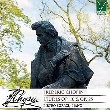 Frédéric Chopin: Etudes Op. 10 & 25