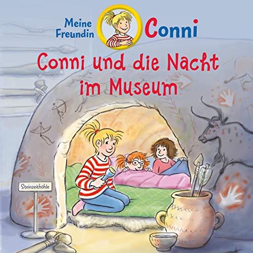 Conni und die Nacht im Museum Titelbild