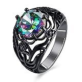 Ajustador de tamaño de anillo para anillos sueltos, 48 piezas, transparente, invisible, ajuste de tamaño de anillo