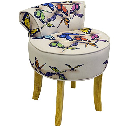 WATSONS Butterfly - Pouf Chaise - Multicolor