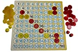 WISSNER® aktiv lernen - Juego de las matemáticas - la tabla de multiplicar