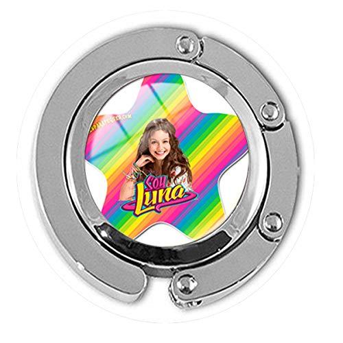 Super Popular Singer Soy Luna Collares Hechos a Mano Arte Imagen Cristal cabujón Colgante Percha joyería literaria