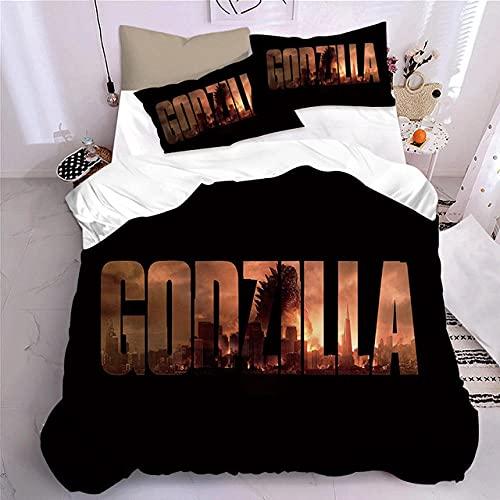 Bedclothes-Blanket Juego de sabanas Infantiles Cama 90,Sandwer de 4 Piezas de Cama 3D-L_1,8 m la Cama