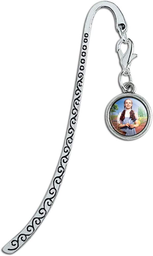 Wizard of Oz Dorothy Character Metal Marker Bookmark with Max 73% OFF New product! New type Page C