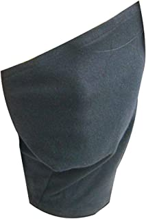 Jebester Leaf Village Logo Metal Banda para la Cabeza, Protector de la Frente y máscara Facial para Ninja Cosplay Accesorios Color Negro