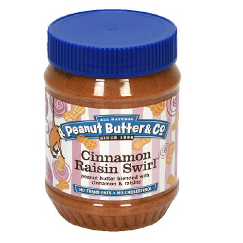 Peanut Outlet SALE Butter Co. Cinnamon Raisin 16-Ounce Pack Jar of Max 52% OFF Swirl