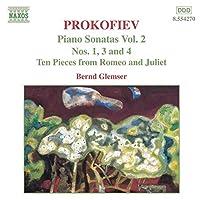 Sonata 1 F Min Op 1 / Sonata 3 a Min Op 28