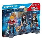 PLAYMOBIL City Action 70670 Set Figuras Ladrones, para niños de 4 a 10 años