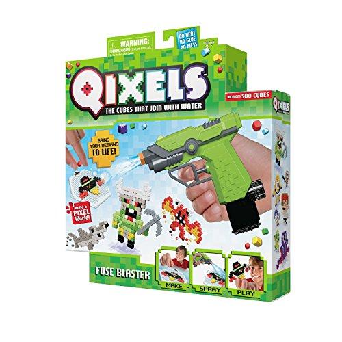 Qixels Fuse Blaster Starter Pack