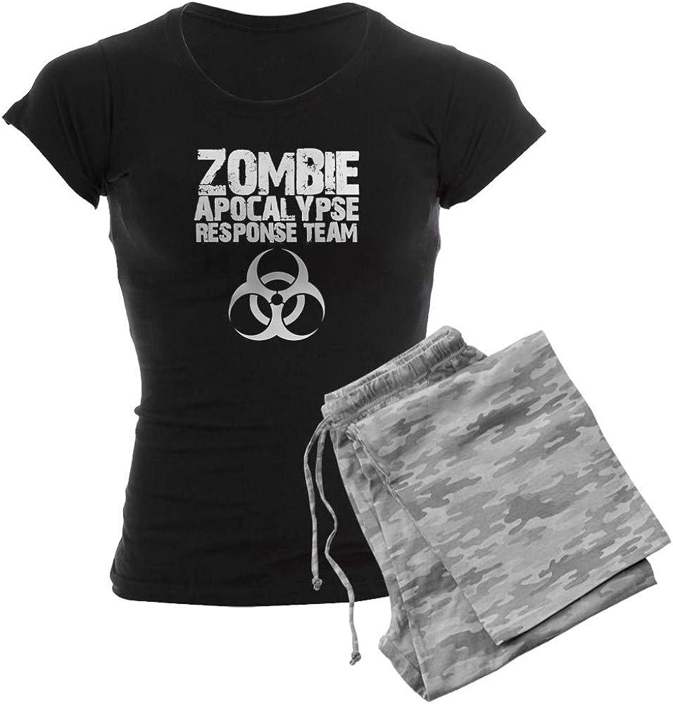 新作製品 世界最高品質人気 CafePress CDC Zombie Apocalypse Respons 数量限定 Women's PJs