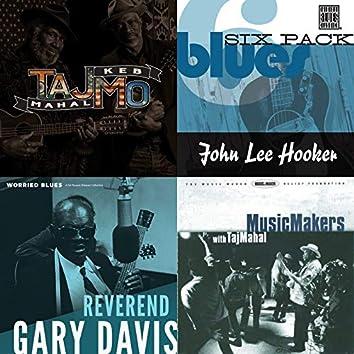 Acoustic Blues Jam