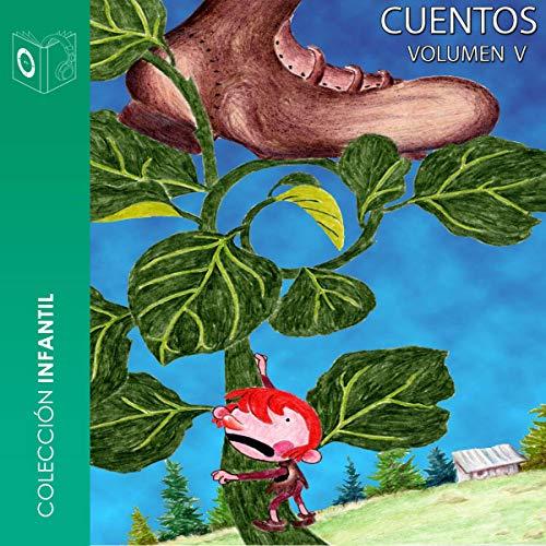 『Cuentos, Volumen V』のカバーアート