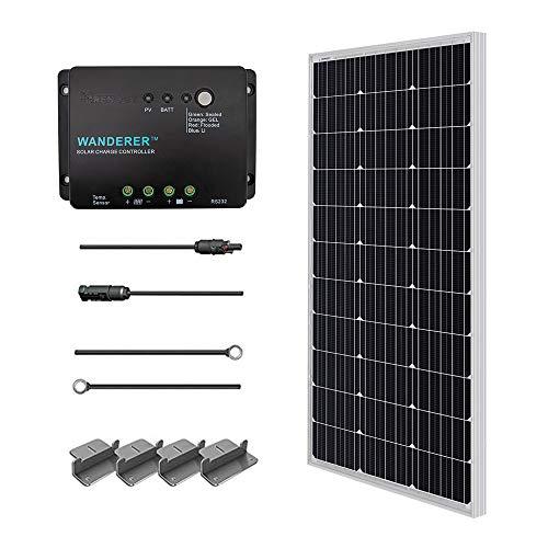 solar panel for ac unit - 5
