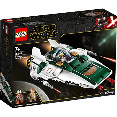 LEGO 75248 Star Wars Battle Starship Building Set, The Rise of Skywalker Movie Collection, Multicolour