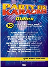 Party On ! // Oldies / 10 Karoake Hits / 10 Full Vocal Version