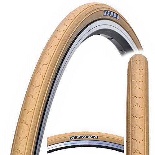 Kenda K152Pneu de vélo, Fixie, vitesse fixe, vitesse unique, pneu de vélo de piste, de route, K152, beige
