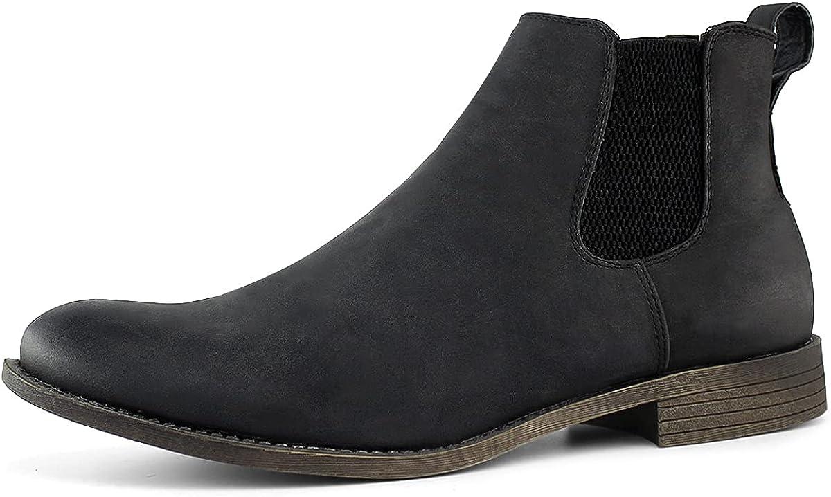Hawkwell Men's Dress Very popular Casual Chelsea Chukka Boots Arlington Mall Boot Ankle