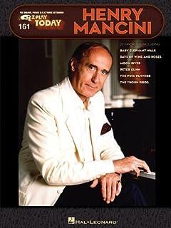 Henry Mancini: E-Z Play Today Volume 161