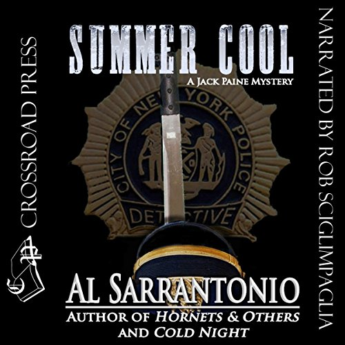 Summer Cool audiobook cover art