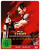 Thor: Tag der Entscheidung Steelbook [3D Blu-ray]