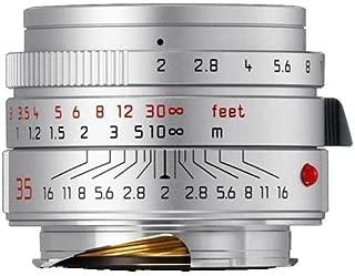 leica silver lens