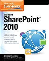 Microsoft SharePoint 2010 (How to Do Everything)