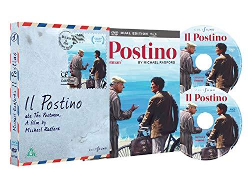 Il Postino (Dual Format Edition) [Blu-ray]