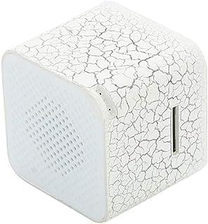 LED Speaker Mini Audio Exquisite ABS 3.5MM Port Music Player Outdoor