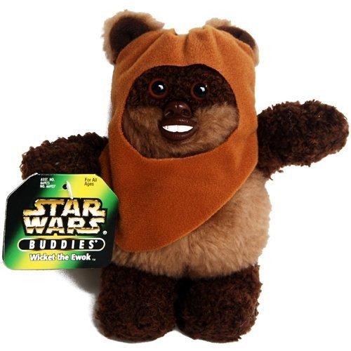 Star Wars Wicket The Ewok Buddies Beanie Plush
