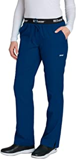 Grey's Anatomy Active 3-Pocket Pant for Women - Modern Fit Medical Scrub Pant