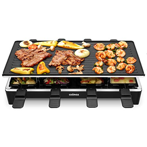 Cusimax -   Raclette Grill mit