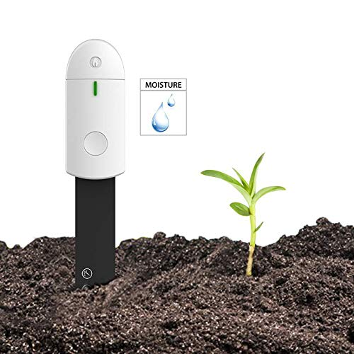 Amazing Deal ZYJ Mini Indoor Flower Potted Plant Soil Hygrometer Instant Check Soil Moisture Meter, ...