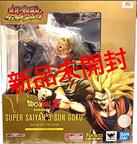 Bandai spirits Figuarts ZERO Super Saiyan 3 Son Goku - Explosión de Puño Dragón