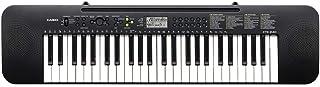 Casio Ctk-240 49 Full-Size Keys Keyboard - No Ac Power Adapter, Black
