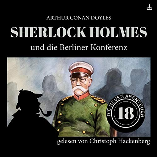 Sherlock Holmes und die Berliner Konferenz Titelbild