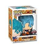 Funko Pop! Animation 668 Dragon Ball Super Super Saiyan God Super Saiyan Son Goku Super Saiyan Bue...