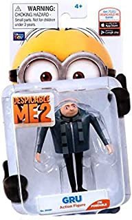 Despicable Me 2 - GRU - Poseable Figure by MISSING