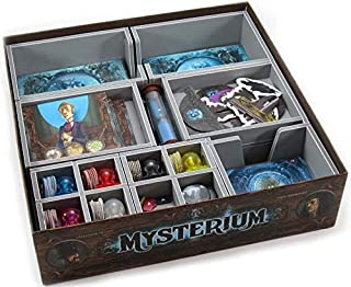 Folded Space Game Inserts - Mysterium Board Game