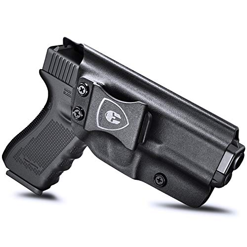 Glock 19 Holster, IWB Kydex Holster Fit...