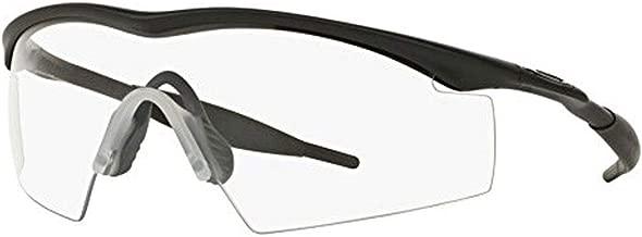 Oakley Men OO9060 Ballistic M Frame Sunglasses 34mm